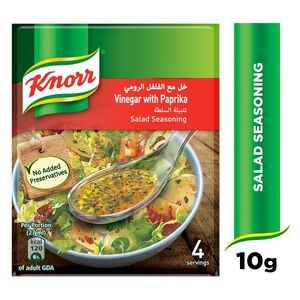 Knorr Salad Mixes Vinegar & Paprika 10g