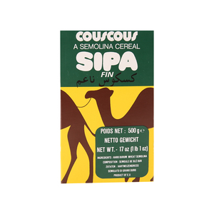 Sipa Fin Cous Cous Semolina Cereal 500g