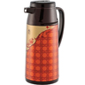 Peacock Flask Button 1.3Ltr Assorted
