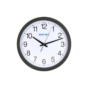 Eastime Basic Wall Clock 40cm Assorted Color