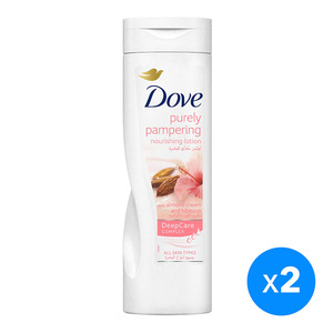 Dove Body Lotion Assorted 2 x 250ml