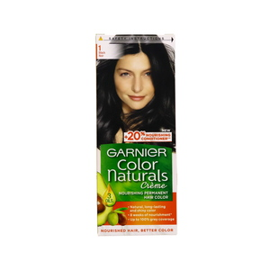 Garnier Color Naturals 1 Black Hair Color 1 Packet