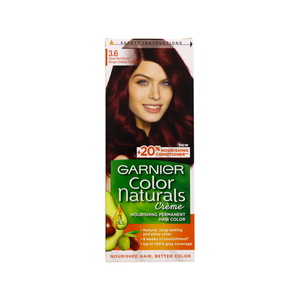 Garnier Color Naturals 3.6 Deep Red Brown Hair Color 1pkt