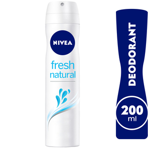 Nivea Deodorant Fresh Natural Ocean Extracts 200ml