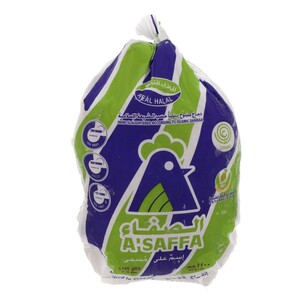 A'saffa Frozen Chicken 1.1kg