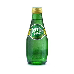 Perrier Natural Sparkling Mineral Water Regular 200ml