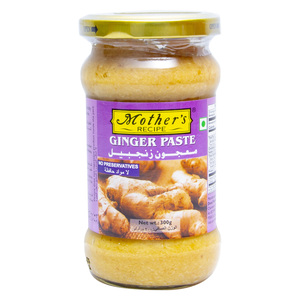 Mothers Recipe Ginger Paste 300g