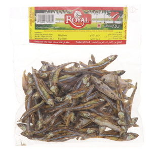 Royal Dried Anchovi  100g