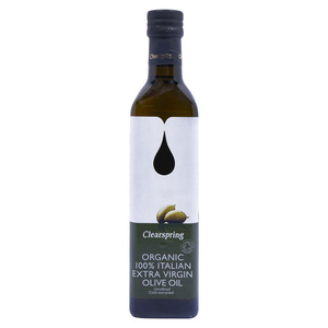 Clearspring Organic Italian Extra Virgin Olive Oil 500ml