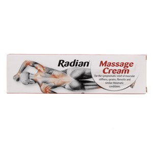 Radian Massage Cream 40g