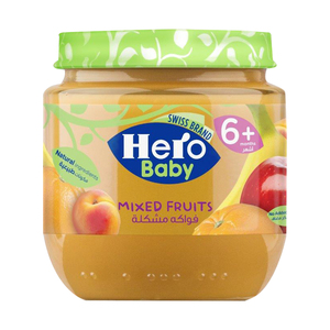 Hero Baby Mixed Fruit 125g