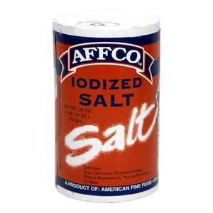 Affco Iodized Salt 737g