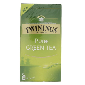 Twinings Pure Green Tea 25 Bags