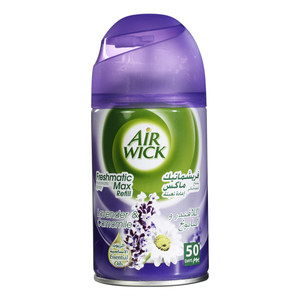 Airwick Automatic Spray Refill Lavender & Camomile 250ml