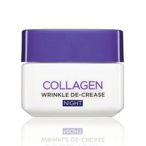 Loreal Collagen Re-Plumper Night Cream 50ml