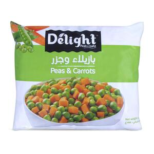 Delight Peas & Carrots 800g