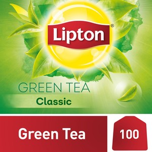 Lipton Green Tea Classic 100 Teabags