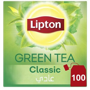 Lipton Green Tea Classic 100pcs