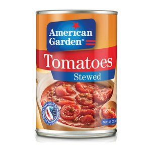 American Garden Stewed Tomatoes 411g