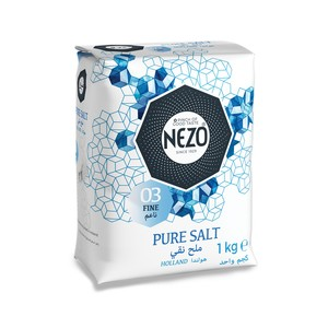 Nezo Fine Table Salt 1kg