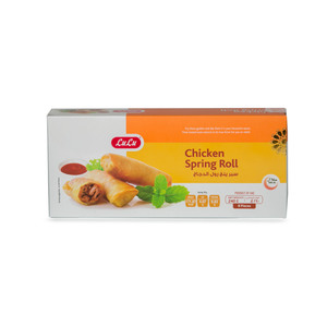 Lulu Chicken Spring Roll 240g