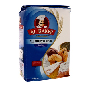 Al Baker All Purpose Flour No.1 2kg