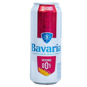 Bavaria Non Alcoholic Malt Beverage Regular 500ml