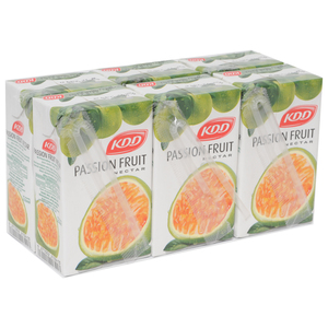 KDD Passion Fruit Nectar 250ml