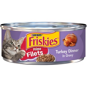 Friskies Price Fillets Turkey Dinner 156 Gm