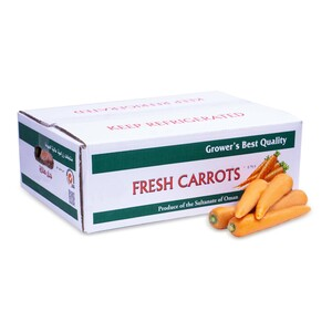 Carrot Oman Box  8kg Approx. Weight