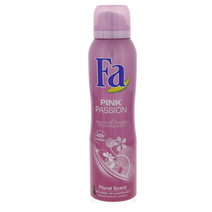 Fa Pink Passion Floral Scent Deodarant Spray 150ml