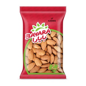 Bayara Shelled Almonds 400g