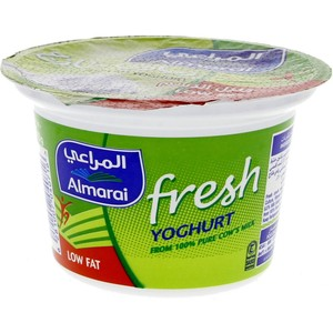 Almarai Fresh Yoghurt Low Fat 170g