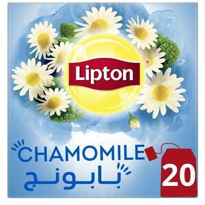 Lipton Herbal Infusion Tea Camomile 20 Teabags