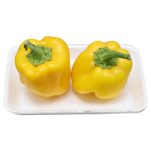 Capsicum Yellow Egypt 500g Approx. Weight