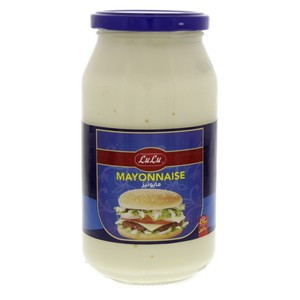 Lulu Mayonnaise 470ml