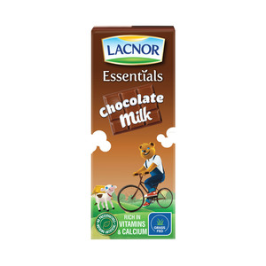 Lacnor Essentials Milk Chocolate Drink 180ml