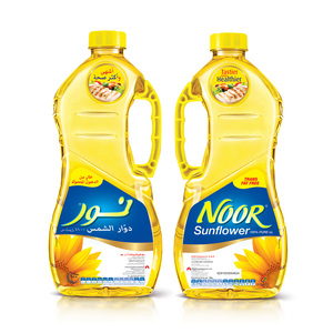 Noor 100% Pure Sunflower Oil Promo 2 x 1.8Litre