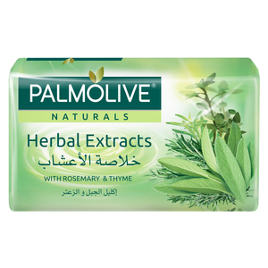 Palmolive Naturals Soap Herbal Extracts 120g