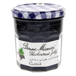 Bonne Maman Blackcurrant Jelly 370g
