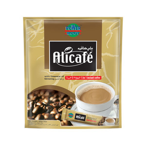 Power Root Alicafe 5 In 1 Instant Coffee 20 X 20g  Sachets