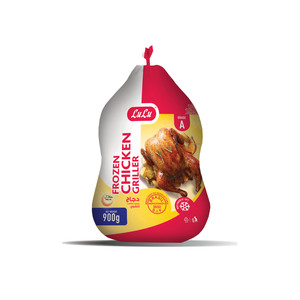 Lulu Frozen Chicken Griller 900g