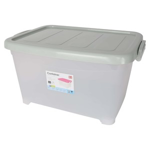 JCJ Storage Box With Wheel 5113 45Ltr Assorted Colors