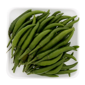 Thailand Bird Chilli Green 1Pkt