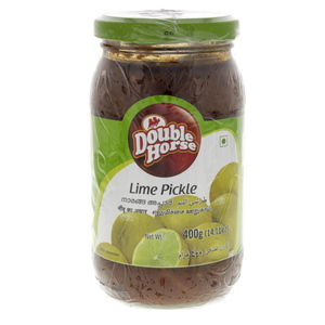 Double Horse Lime Pickle 400g