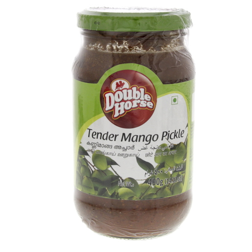 Double Horse Tender Mango Pickle 400g