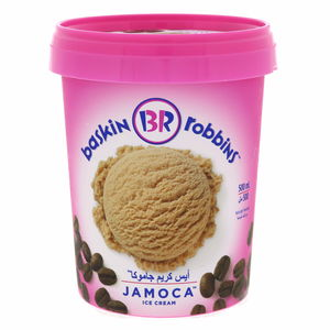 Baskin Robbins Jamoca Ice Cream 500ml