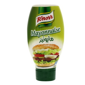 Knorr Mayonnaise Regular 532ml