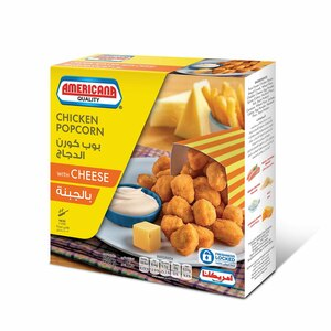 Americana Pop Corn Chicken With Cheese 400g