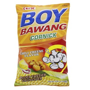 KSK Boy Boy Bawang Chili Cheese Cornick 100g